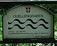 2013-05-19 0302 Wien17 Hoehenstrasse Tafel Quellengraben.JPG