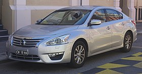 2013-2015 nissan altima (l33) st sedan (2018-11-29