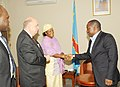 2013 03 29 SRSG Bangura meeting with President Kabila (8655883790).jpg