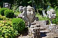 2013 Bruno Weber Skulpturenpark-Führung - Villa Gartenbereich 2013-08-02 12-39-55.JPG