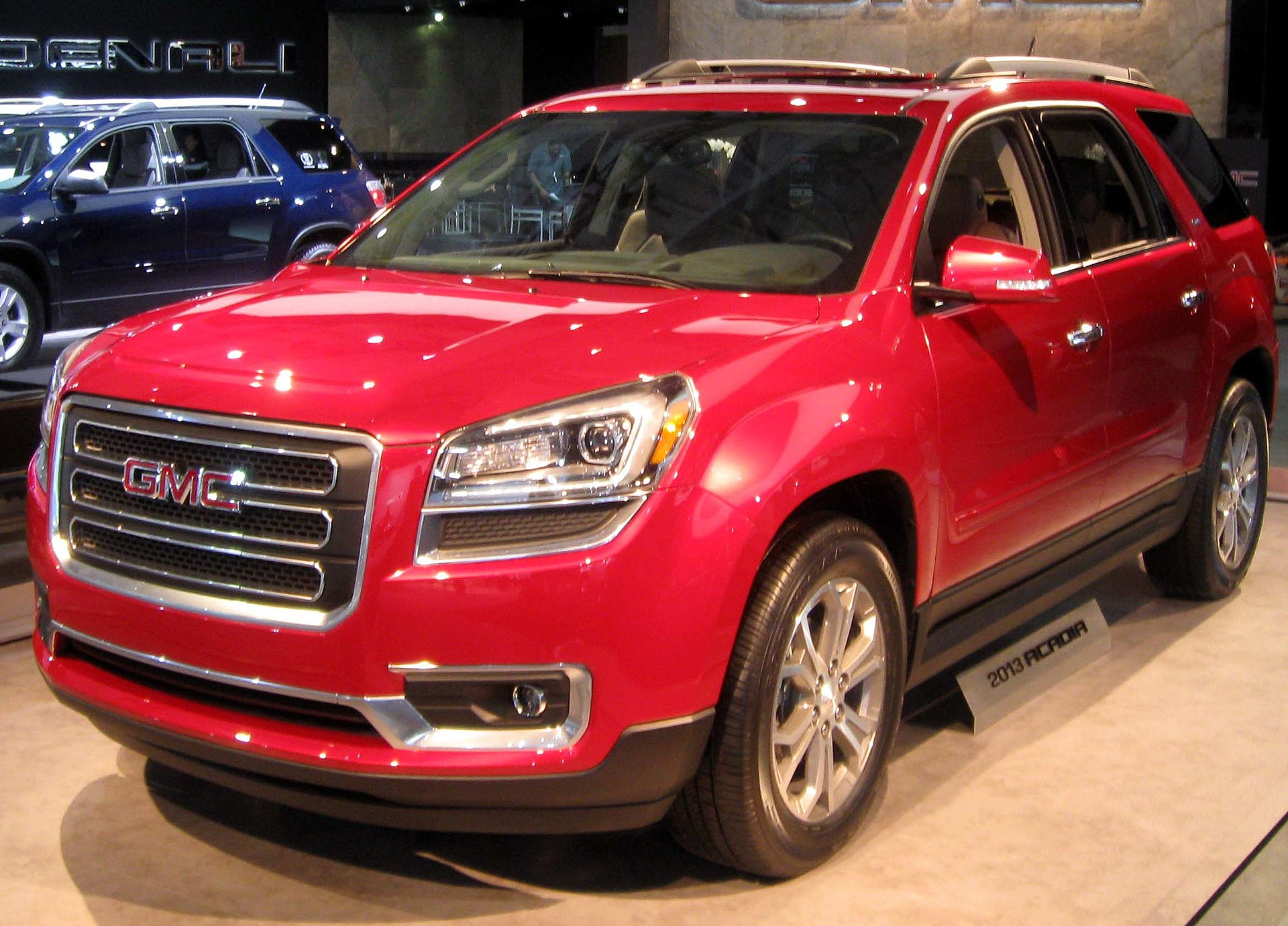 gmc acadia wikipedia. Black Bedroom Furniture Sets. Home Design Ideas
