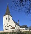 2013 Karwina, Frysztat, Kościół Podwyższenia Krzyża Świętego 02.jpg