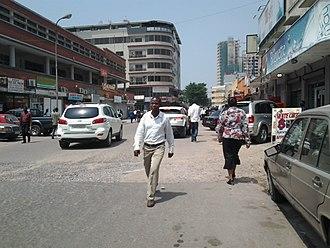 Kinshasa - Kinshasa in 2013
