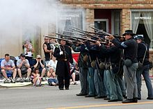 American Civil War reenactment - Wikipedia