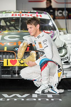2014 DTM HockenheimringII Marco Wittmann by 2eight 8SC1699.jpg