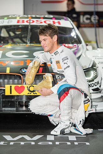 2016 Deutsche Tourenwagen Masters - Image: 2014 DTM Hockenheimring II Marco Wittmann by 2eight 8SC1699