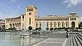 2014 Erywań, Budynek Ministerstwa Spraw Zagranicznych Armenii (01).jpg