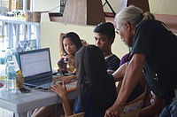 2014 Waray Wikipedia Edit-a-thon 25.JPG