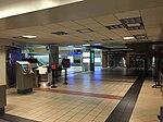 2015-04-14 00 19 48 The inner end of Concourse E in Salt Lake City International Airport, Utah.jpg