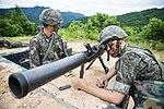 2015.7.10 육군 제27보병사단 거점방어전투사격 Strong Point Defense, Republic of Korea Army The 27th Infantry Division (19848323311).jpg