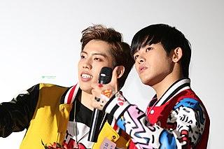 Infinite H South Korean boyband