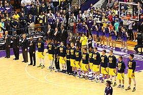 2014 15 Michigan Wolverines Men S Basketball Team Wikipedia