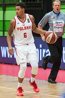 American-Polish basketball player