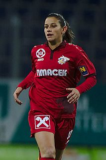 Rafaela de Miranda Travalão Brazilian footballer