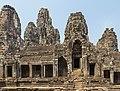 2016 Angkor, Angkor Thom, Bajon (17).jpg