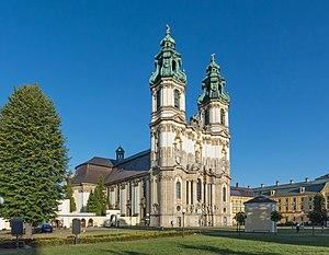 Krzeszów, Lower Silesian Voivodeship - Krzeszów Abbey