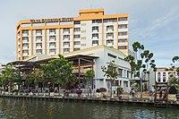 2016 Malakka, Hotel Wana Riverside (03).jpg