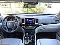 2017 Honda Ridgeline RTL-E Interior-Dash.jpg