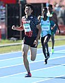 2018-10-16 Stage 2 (Boys' 400 metre hurdles) at 2018 Summer Youth Olympics by Sandro Halank–103.jpg
