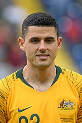 20180601 FIFA Friendly Match Czech Republic vs. Australia Tomas Rogic 850 0211.jpg
