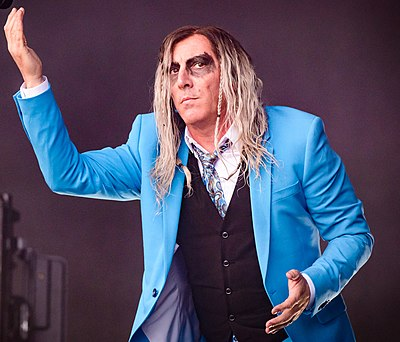 Picture of a band or musician: Maynard James Keenan