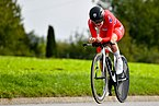 20180924 UCI Road World Championships Innsbruck Women Juniors ITT Martine Gjos DSC 7544.jpg