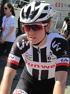Ruth Winder American racing cyclist