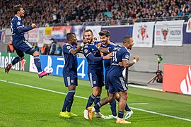 20191002 Fußball, Männer, UEFA Champions League, RB Leipzig - Olympique Lyonnais by Stepro StP 0278.jpg