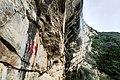 20200812 Luya Waterfall at Mount Song.jpg