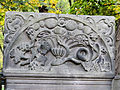 251012 Detail of tombstones at Jewish Cemetery in Warsaw - 25.jpg