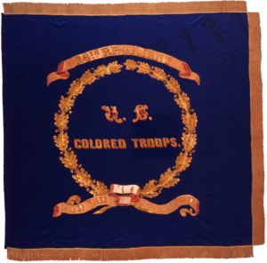 26th Regiment Infantry U.S. Colored Troops - Regimental Flag
