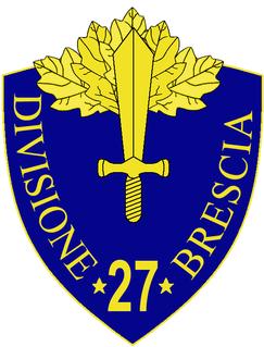 27th Infantry Division Brescia