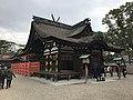 2nd Hongu of Sumiyoshi Grand Shrine 2.jpg