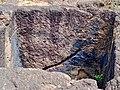 2nd century Buddhist site, well and inscriptions, Kodavali Andhra Pradesh - 01.jpg