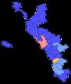 3ème circ. Vendée – 1er tour Législatives 2012 – Candidats 1ère position.png