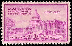 File:3-cent U.S. Capitol 1950 U.S. stamp.tiff
