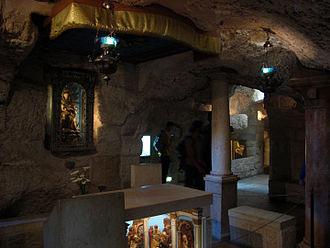 Our Lady of Bethlehem (Puerto Rico) - Milk Grotto, Bethlehem, 2014