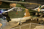 356th Tactical Fighter Squadron A-7D 70-970 at USAF Museum RF In Museum.JPG