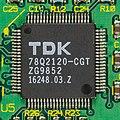 3COM Megahertz 3CCFE574BT - board - TDK 78Q2120-CGT-5394.jpg