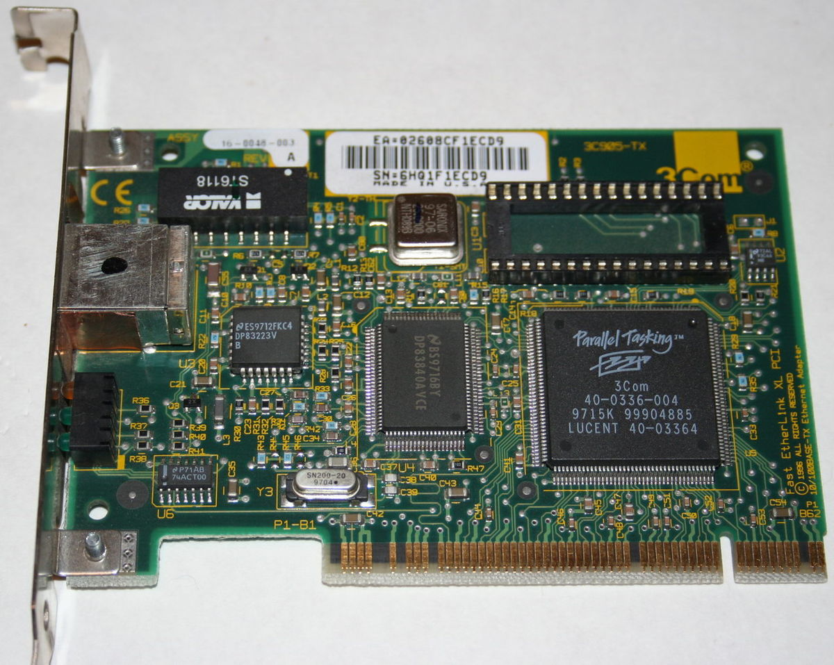 Fast Ethernet Wikipedia La Enciclopedia Libre