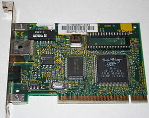 3Com - The common 3Com 3c905-TX 10/100 PCI network interface controller