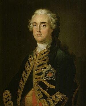 William Capell, 3rd Earl of Essex - The 3rd Earl of Essex.
