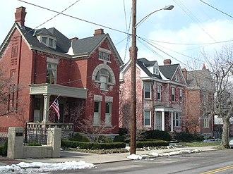 Northside, Lexington - A residential neighborhood in Lexington's Northside