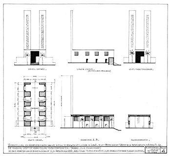 3rd Temple Ezekiel B.Reinders facades