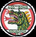 405th Bombardment Squadron - Emblem.png