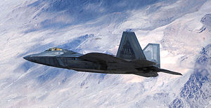 USAF Weapons School - F-22A Raptor assigned the USAF Weapons School's 433d Weapons Squadron