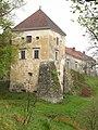46-233-0009 Свірзький замок в дощовий день.jpg