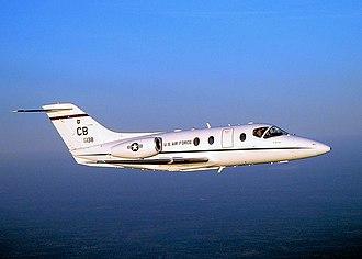 48th Flying Training Squadron - 48th Flying Training Squadron Beech Raytheon T-1A Jayhawk 94-0138