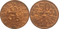50 haleru CSK (1947-1950).png