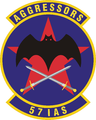 57th Information Aggressor Sq emblem.png